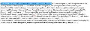 Fatal error Uncaught Error Call to undefined function utf8_substr hatası
